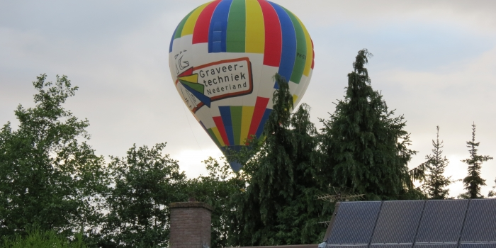 25 Luchtballonnen Jumbo 2 Juli 2017