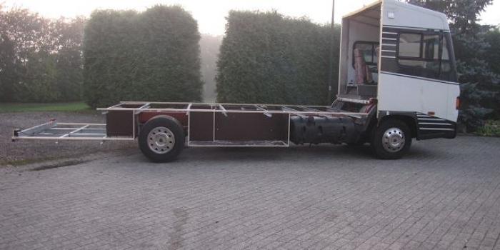 Zelfbouw Mercedes MB 814