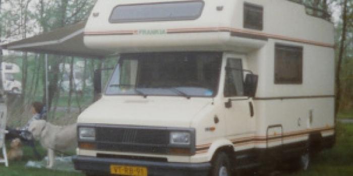 Onze camper historie