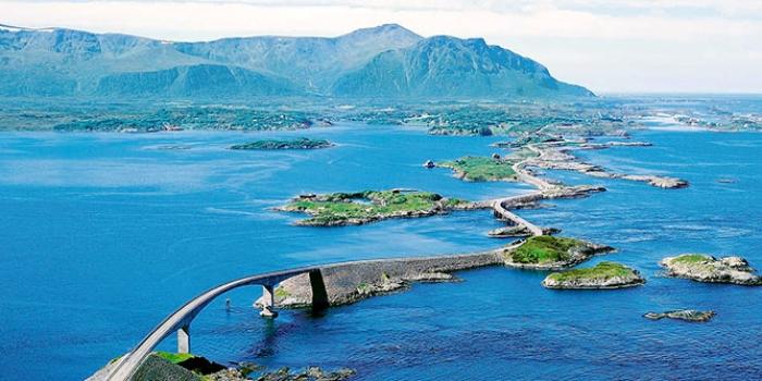 Overnachtingsplaatsen Noorwegen