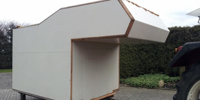 Het bouwen en inbouwen camper unit