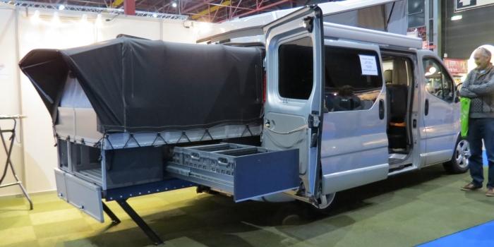 Caravana WTC Expo in Leeuwarden 2016