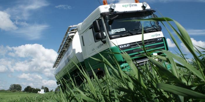 Truckers en gehandicapten tocht