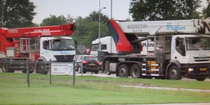 Zaterdag 2 juni de 21-de keer de Vrachtwagendag