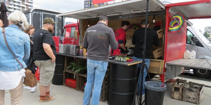 Barrel Food Truck Feest Emmen Juni 2018