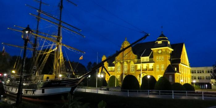 Papenburg, Veendam en Borgerswold