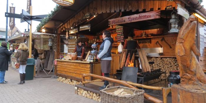 Foto's Kerstmarkt Oberhausen, Xanten en Goch de stad