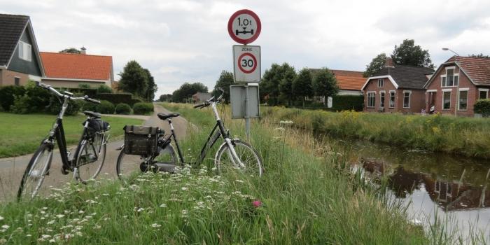 Onderweg Gorredijk, Burgum, Dokkum, Franeker, Workum, Sneek en Urk